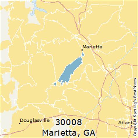 best places to live in marietta zip 30008