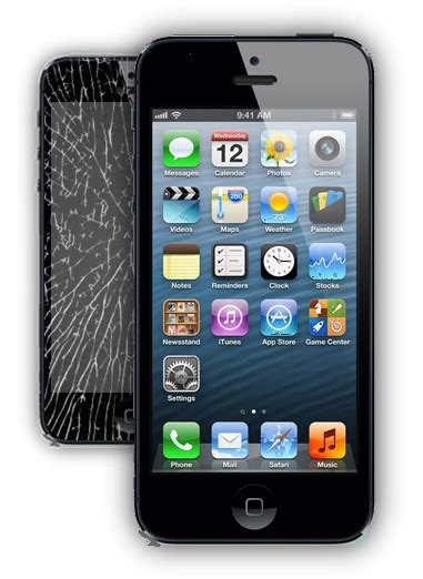 apple iphone 5 5c 5s screen repair
