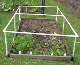 Raised Bed Tomato Trellis How To Build A Multipurpose Raised Bed Protective Cover