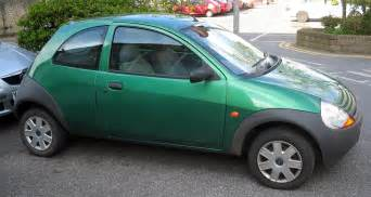 Green Ford File Green Ford Ka Jpg Wikimedia Commons