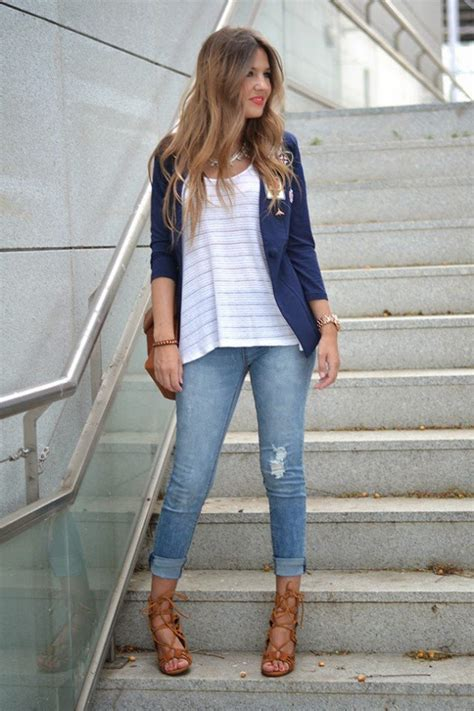 casual hairstyles with jeans casual chic outfit idea with jeans styles weekly
