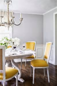 Yellow Dining Room Ideas by Yellow Dining Chairs