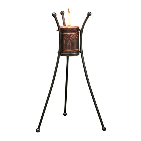 metal citronella pillar torch pack of 2 jf66 103185