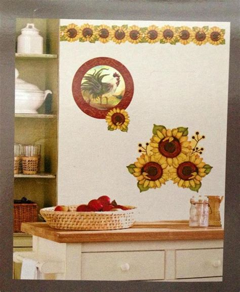 Sunflower Kitchen Accessories by Sunflower Kitchen Accessories On Colorful