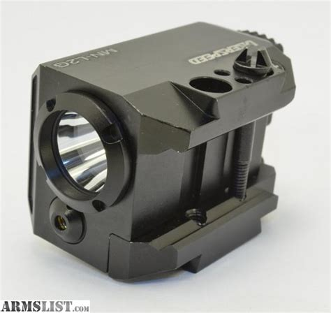 weapon light with laser armslist for sale weapon light green laser combo