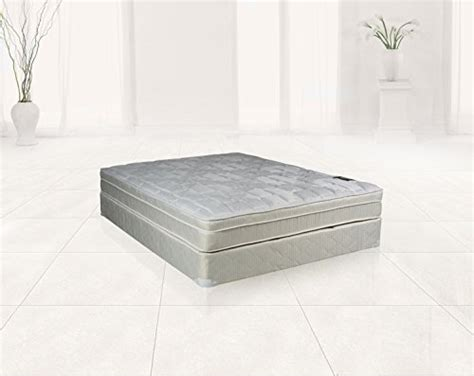 continental sleep plush quilted top orthopedic