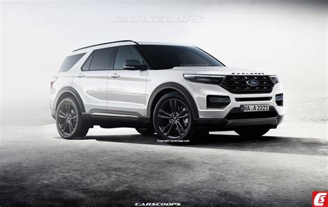 2020 Ford Explorer 1 by 2020 Ford Explorer Looks Powertrains And All The Other