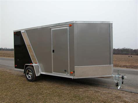 series trailer aluminum cargo trailer elite series rnr trailers