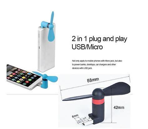 Lightning Micro Mini Portable Usb Fan For Iphone 56 portable mini fan for usb port micro end 9 27 2019 6 57 pm