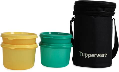 Lunch Box Set Piled Box Family 1 flipkart tupperware executive 4 containers lunch box
