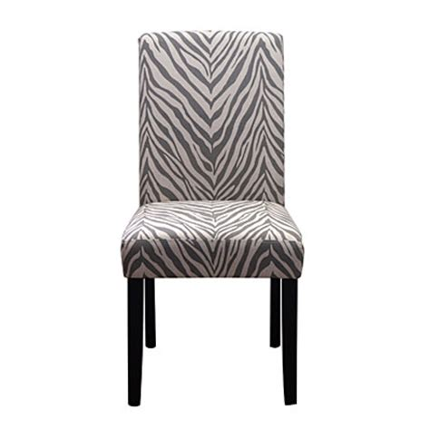 view dining chair zebra fabric deals at big lots
