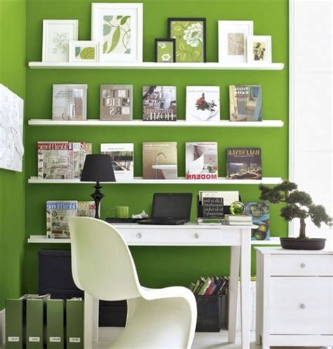 Home Office Ideas Green 17 Best Ideas About Cool Office Decor On