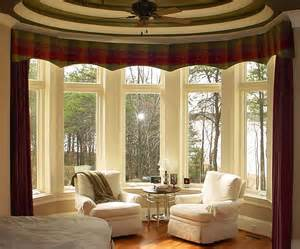 Window Coverings For Bay Windows Photos