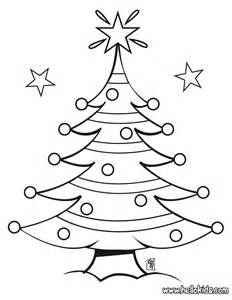 Christmas tree coloring pages free printable pictures coloring pages
