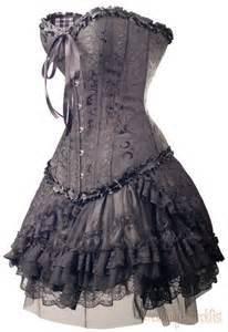 Dress vintage skirt bows bow ribbon victorian corset ribbons vintage
