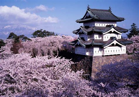 imagenes de sakura japon photomonde ch 226 teau de hirosaki japon