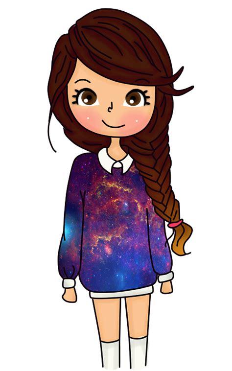 Imagenes Hipster Animadas   chicas hipsters animadas imagui
