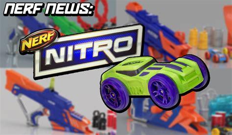 nerf car nerf nerf nitro fires foam cars blaster hub