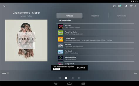 tunein radio apk free tunein radio radio android apps on play