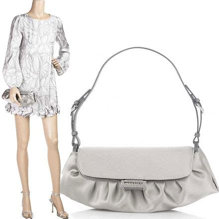 The Jimmy Choo Cent Satin Diamante Clutch the jimmy choo cent satin diamant 233 clutch