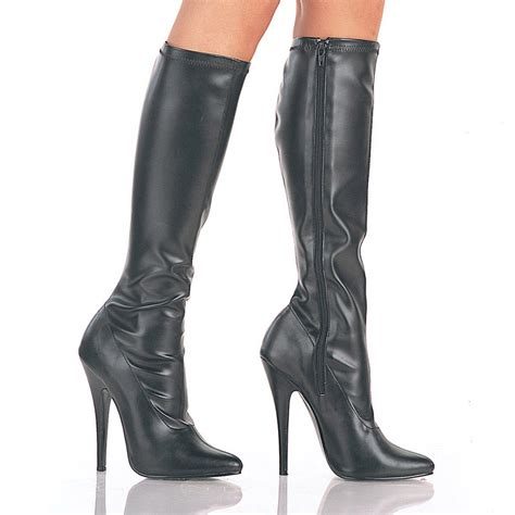 pictures of high heeled shoes animal high heel boots