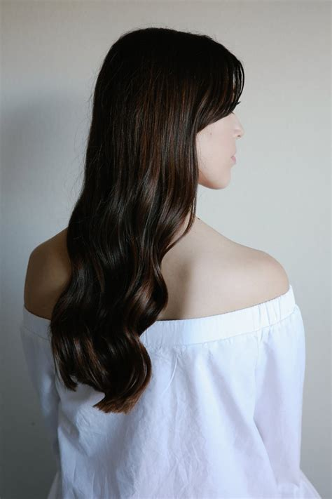 how to care for long hair how to care for and grow long hair never without