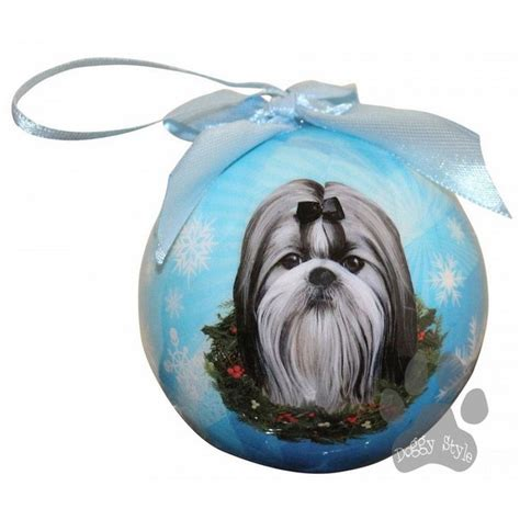 christmas dog ornaments