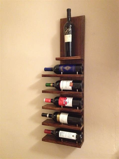 Diy Rack by Diy Pipe And Wood Wine Rack Rachael Edwards