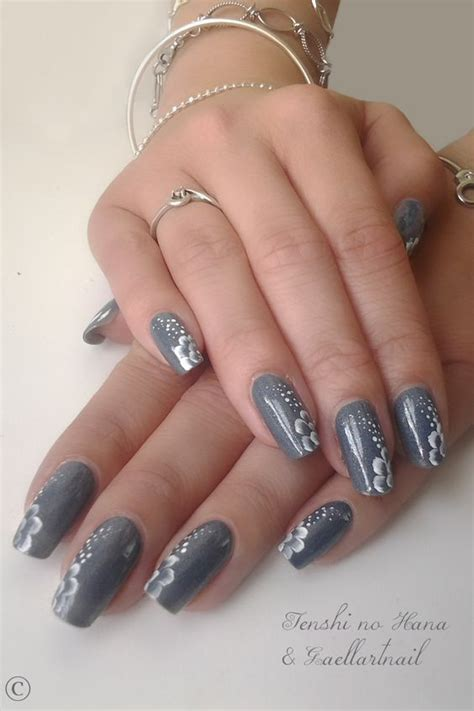 acrylic nail paint uk one stroke nails one stroke and diff rent strokes on