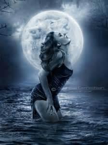 Not enough female werewolves wolf inner fantasy art female