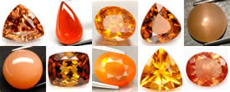 gemstones by color list of gems sorted by color by gemselect
