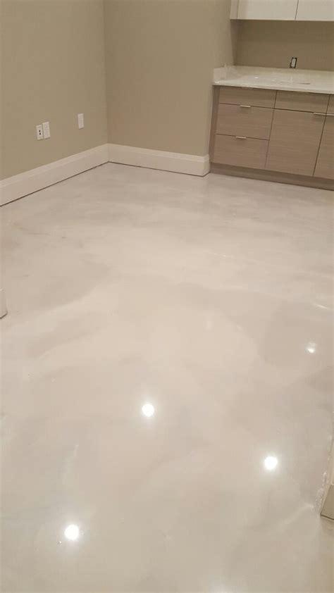 Diy Basement Flooring Best 25 Epoxy Floor Ideas On