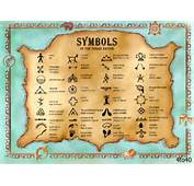 Their Own Unique Symbols And Signs Over Time Cherokee