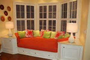 Bay Window Seat Cushions Pictures