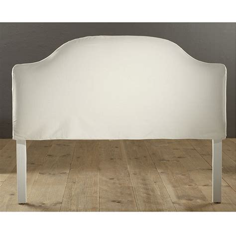 upholstered headboard slipcover camden headboard slipcover