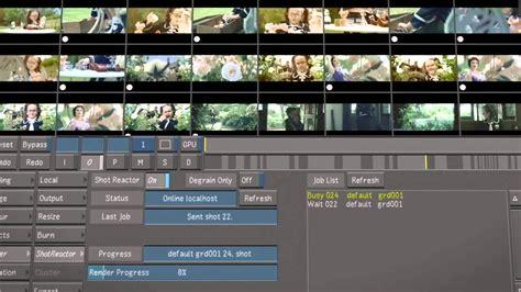 color grading workflow autodesk premium 2014 3d color grading