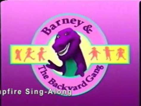 barney and the backyard gang songs barney the backyard gang themes flashback pinterest