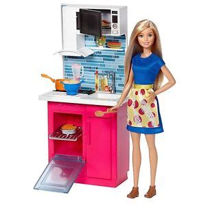 new 2017 doll house furniture kitchen playset with