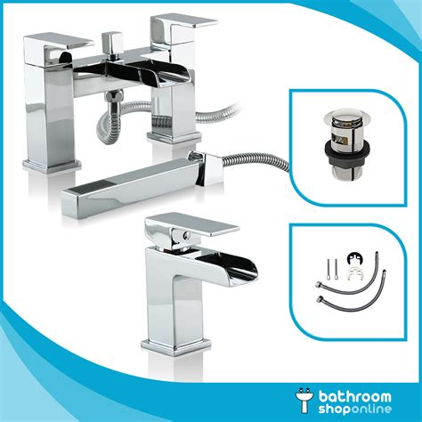 cheap bath mixer taps with shower waterfall cascade basin mono mixer tap bath shower