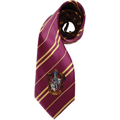 harry potter gryffindor tie accessory walmart