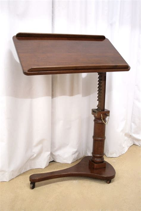 victorian reading table antiques atlas