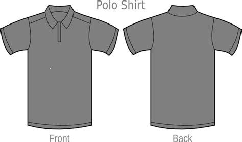 Polo Shirt Yellow Clip Art At Clker Com Vector Clip Art Online Royalty Free Public Domain Polo Html Template