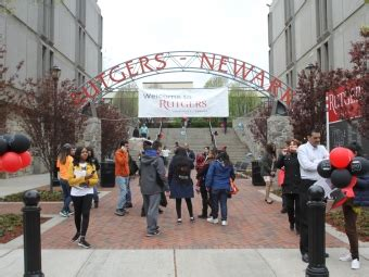 Joint Mba Rutgres by Admissions Rutgers Newark