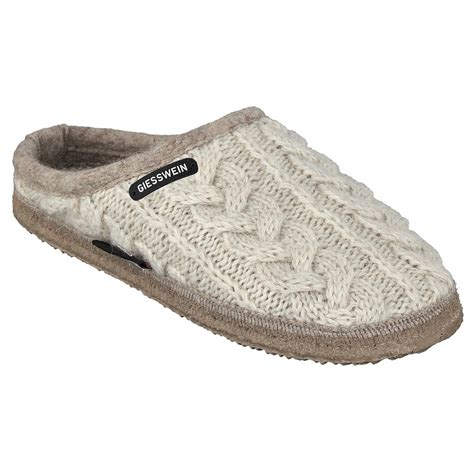 giesswein slippers giesswein neudau slippers buy alpinetrek co uk