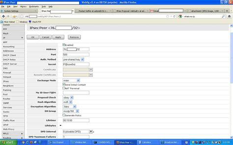 membuat vpn mikrotik rb750 ipsec vpn mikrotik rb750 to cisco rvs4000 help mikrotik