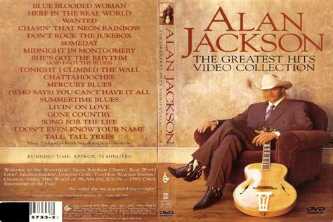 Cd Alan Jackson The Greatest Hits Collection alan jackson greatest hits collection album cover