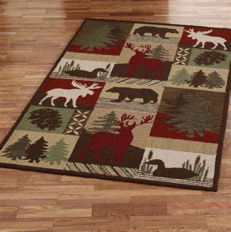 lodge rugs on sale lodge area rugs sale home design ideas
