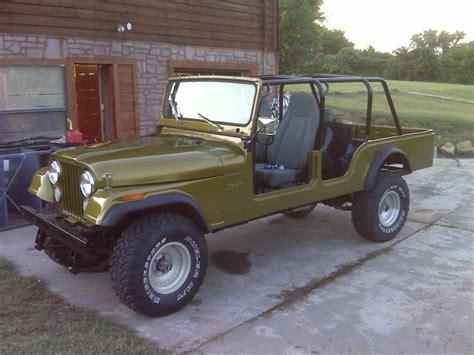 jeep scrambler 4 door jester customs 1973 four door jeep scrambler custom