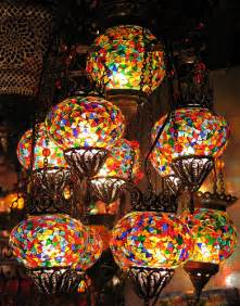 Tiffany Stained Glass Chandelier Turkish Glass Mosaic Lanterns Istanbul These Beautiful