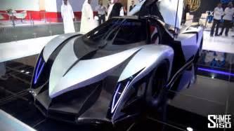 V16 Lamborghini Devel Sixteen Supercar Has 5 000 Hp V16 But Is It Real